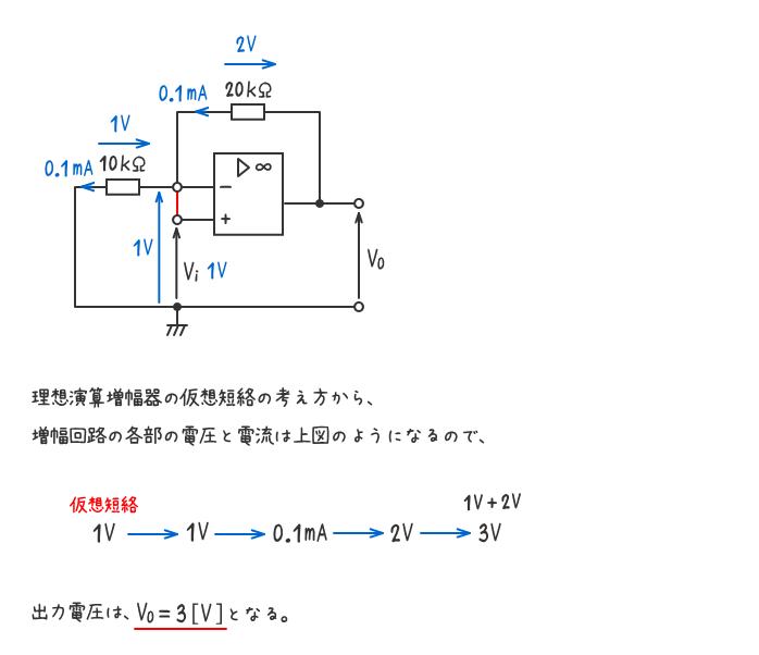 演算増幅器(オペアンプ) | 電験3種Web