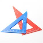 二つの特別な直角三角形の角度と辺の長さの比の関係を暗記しよう!